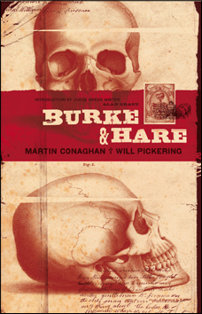 Burke and Hare the graphic novel comic